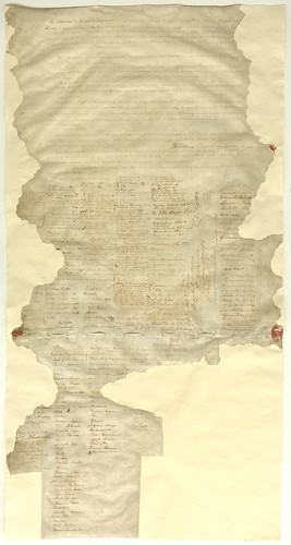 Te Tiriti o Waitangi | Waitangi sheet | by Archives New Zealand