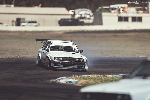 BMW E30 x RB Powered | by Gwyn Morgan (Gripshiftslide.com)
