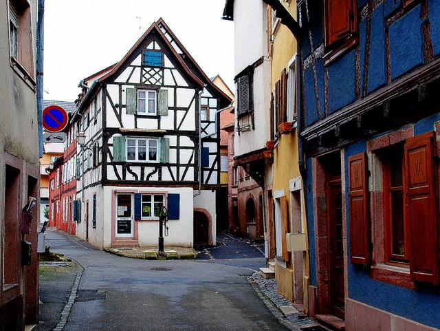 old town Sélestat