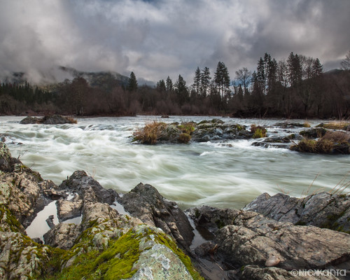 trees sky color water clouds oregon river nikon rocks rogueriver roguevalley d90 outdoorphotography tamron1750