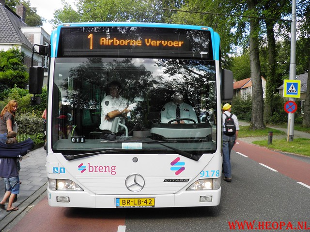 2010-09-04             Oosterbeek           25 Km (122)