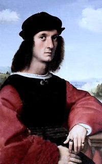 IMG_9317BA Raphaël. Raffaello Sanzio (Santi)   1483-1520. Florence et Rome.