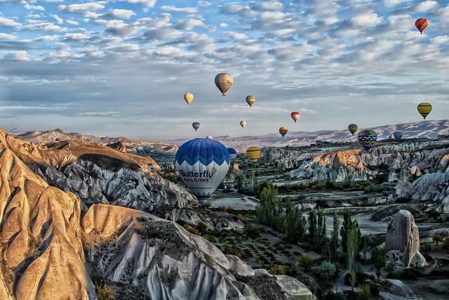 Ballooning Over Cappadocia-38