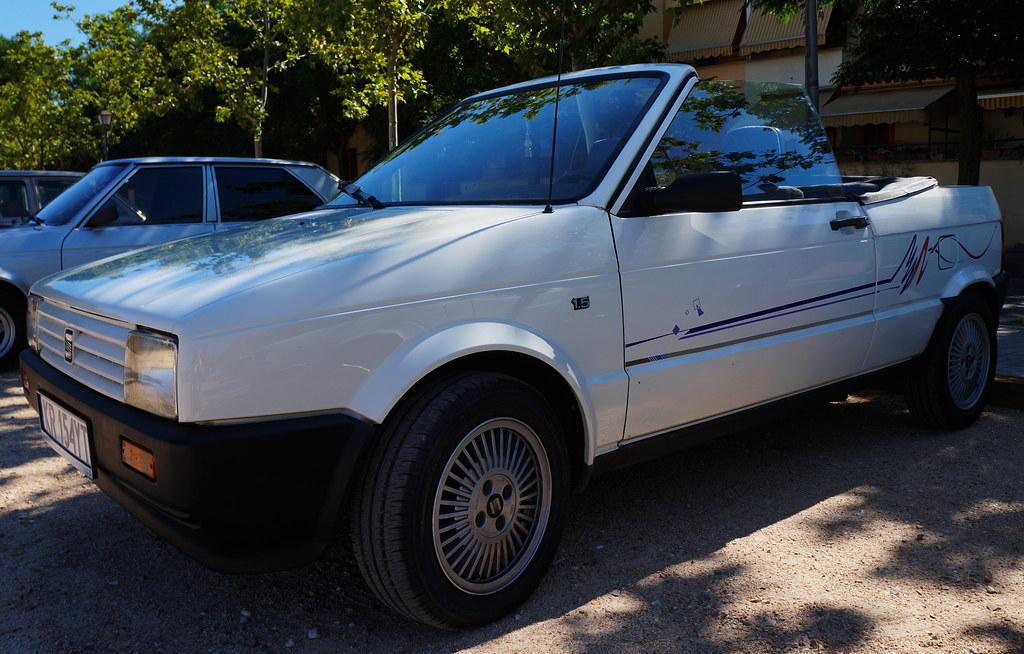SEAT Ibiza 1.5 Cabrio | Rare copy of this car. SEAT Ibiza ...