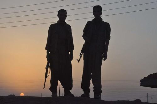 Kurdish PKK Guerillas | by Kurdishstruggle