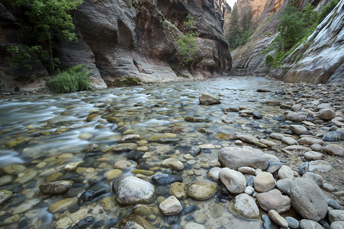 The Narrows, North Fork Virgin River, Zion National Park, Washington County, Utah 2 | by Chuck Sutherland