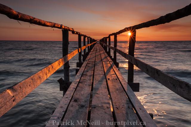 Matlock Sunrise