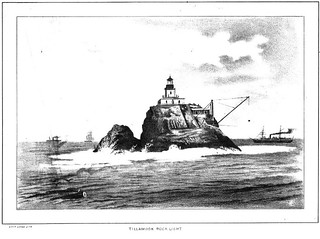 Tillamook Rock Light | by WA State Library