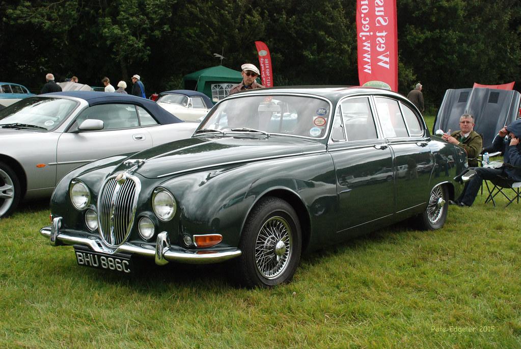 BHU886C 1965 3.8 Litre Jaguar S Type   BHU886C 1965 3.8 Litr…   Flickr