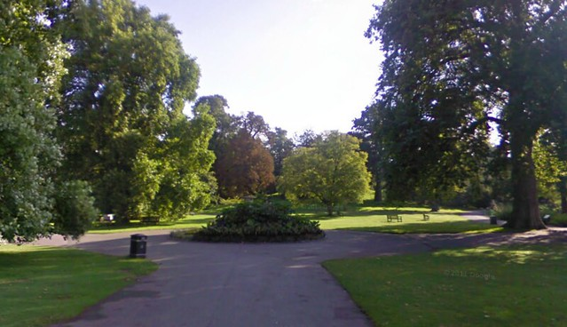 kew garden -- london