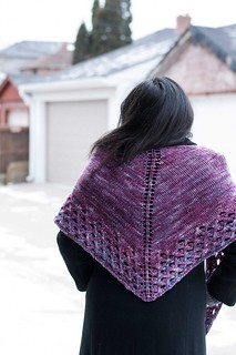 Winter Brunch Shawl | by cosmicpluto