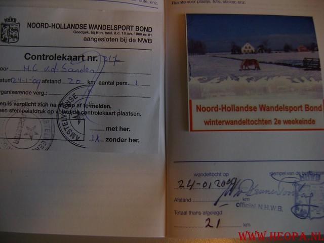 24-01-2009   Winterwandeling    21 Km (65)