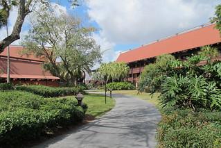 Longhouses at Disney's Polynesian Resort | by The Tiki Chick