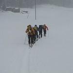 Wannenspitz, Skitourentage, 26. Jan 2014