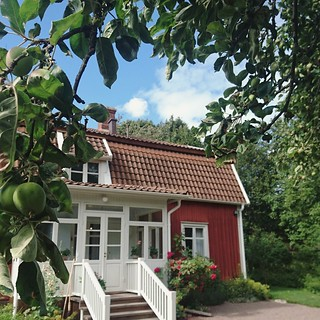 Astrid Lindgren's home in Vimmerby, Sweden | by anywhereism