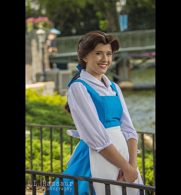 Princess Belle - Disney's Beauty & the Beast