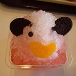 Kuromimi . . #かき氷 #氷 #ミルク #オレオ #新鮮 #爽やか #橙 #アイス #清清しい #清々しい #オレンジ #みずみずしい #ice #milk #oreo #fresh #chocolate #shavedice #orange #chocolatechip  . . … #latepost of a #yummy flavoured #shavedice from @hokben_indonesia  I accidentally ate one of its