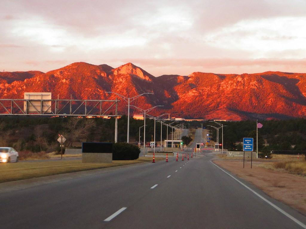 United States Air Force Academy, Colorado Springs, Colorado