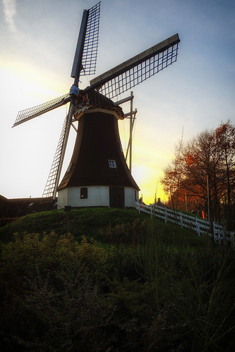 The Mill On The Hill