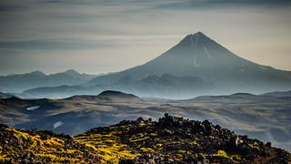 Volcano Vilyuchinsky | by kuhnmi