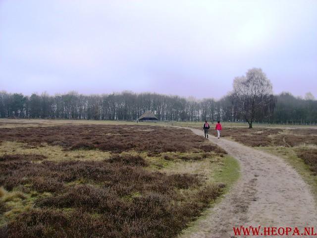 WSV Wandeltocht    Huizen NH.     23-02-2008   20km (24)