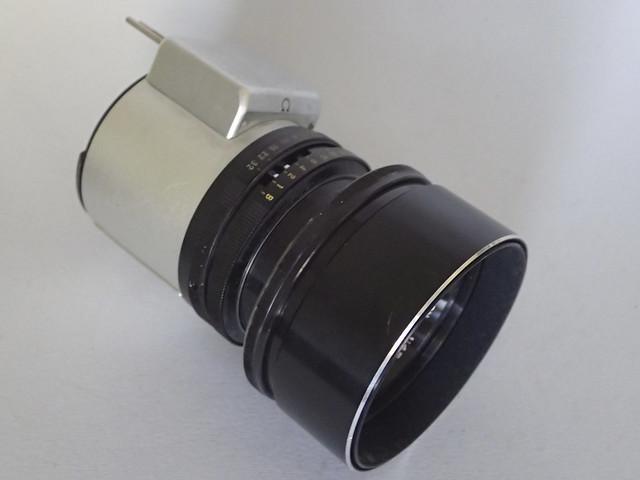 Koni-Omega Hexanon 180mm f4-5 (sn 3901698) damaged shutter 1