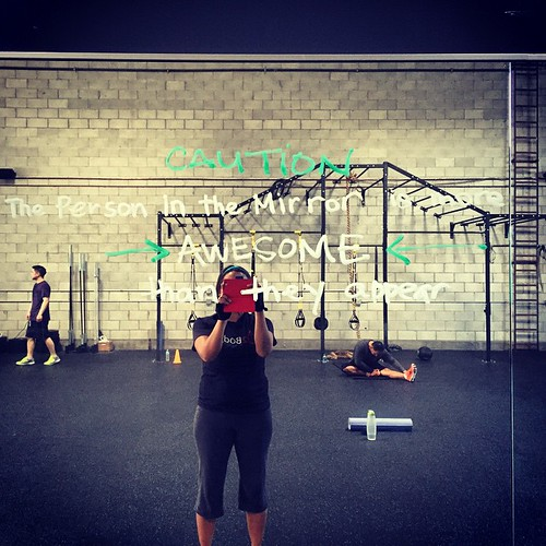 #Werkit - My last Bootcamp workout with @o2bodyfit. These guys rock! They helped me become stronger.