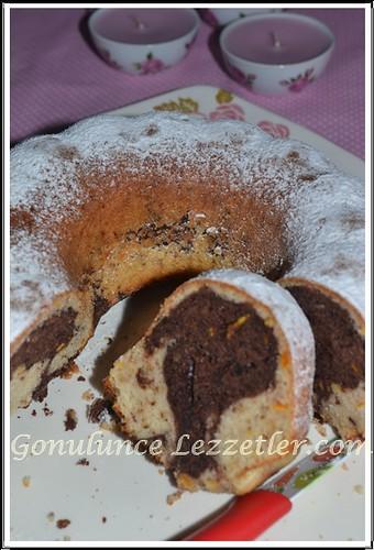portakallı kek 1   by GonulunceLezzetler
