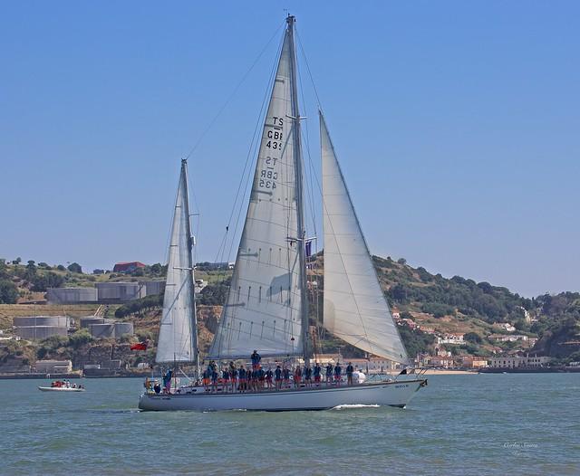 The Tall Ships Races 2016 - Lisbon