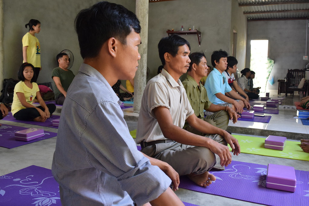 Empowerment of Persons with Disabilities through Yoga