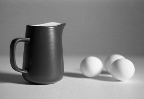 Still life, expired Tri-X 400 | by John Mickevich