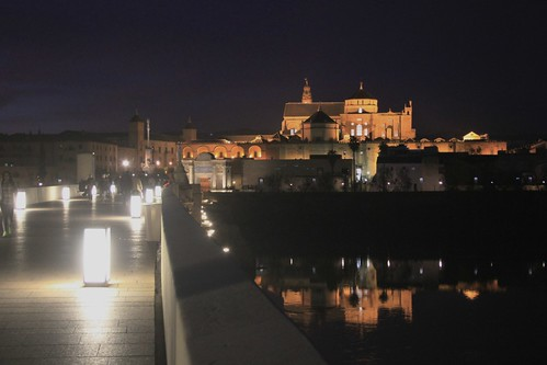Mezquita from Roman Bridge