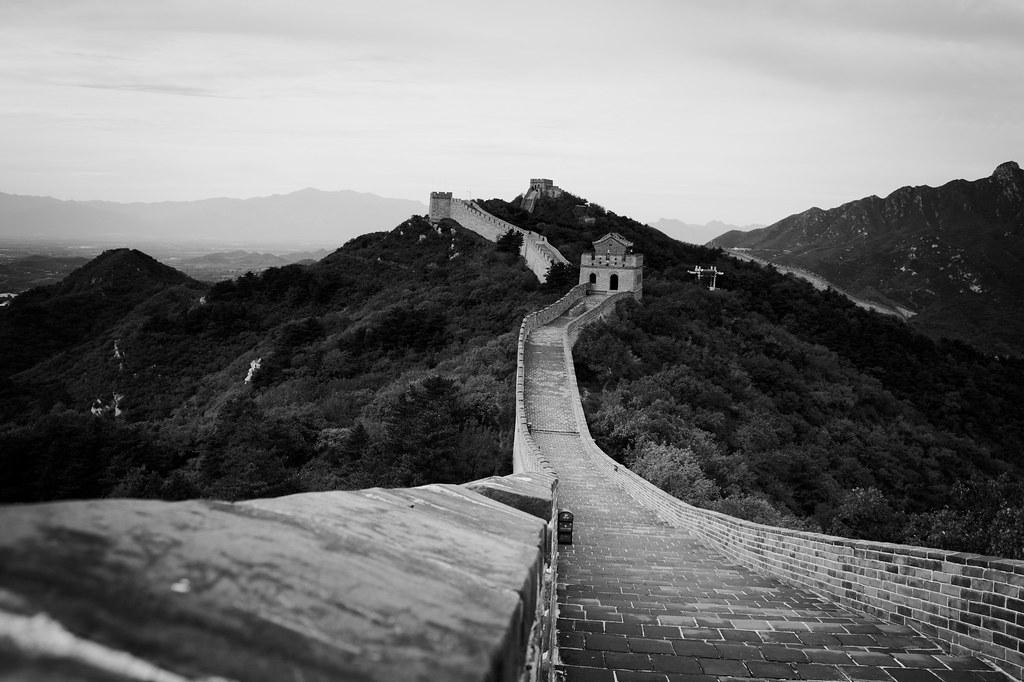 Walk on the Wall