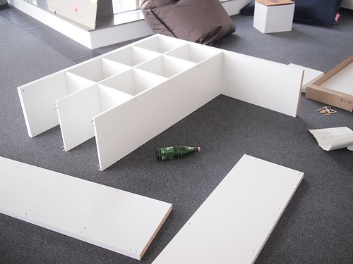 Setting up Furniture