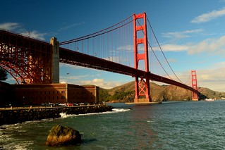 Fort Point | by Tom Hilton