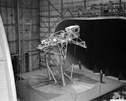 Bell Lunar Landing Training Vehicle (LLTV) | by NASA on The Commons
