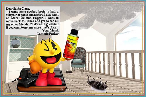 Atari Pac-Man Fogger