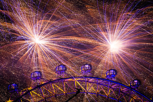 New Years 2015   by Aaron Miller - Postcard Intellect
