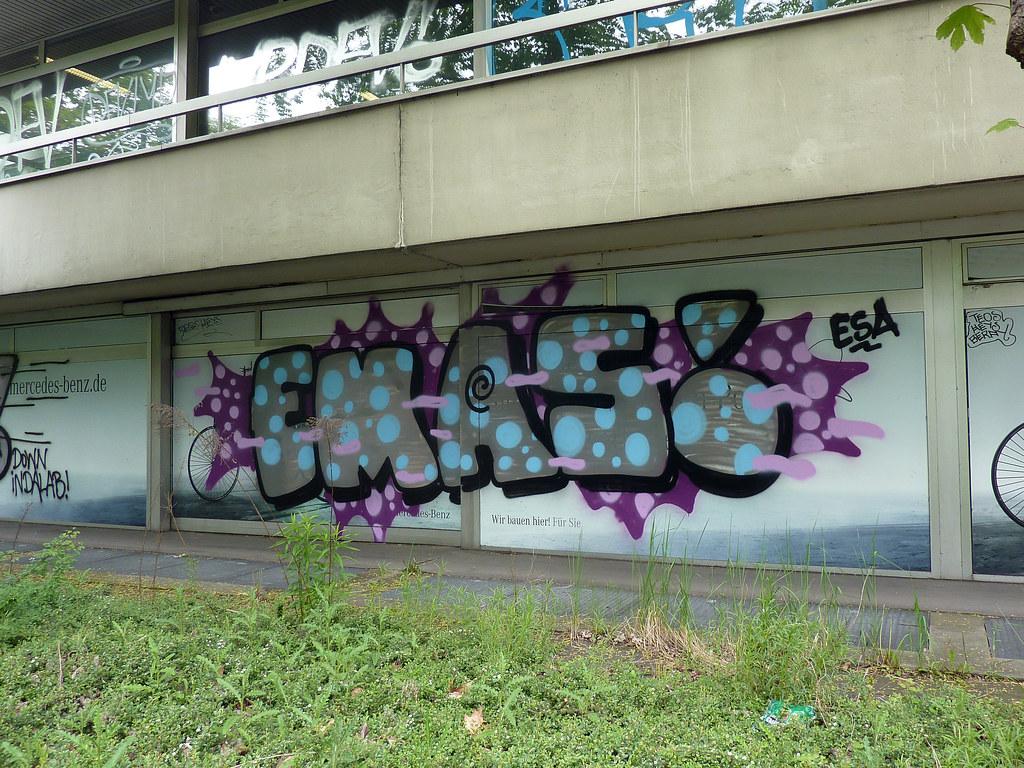 Graffiti in Köln/Cologne 2013
