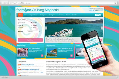 Fantasea Cruising Magnetic | by ashtralmedia