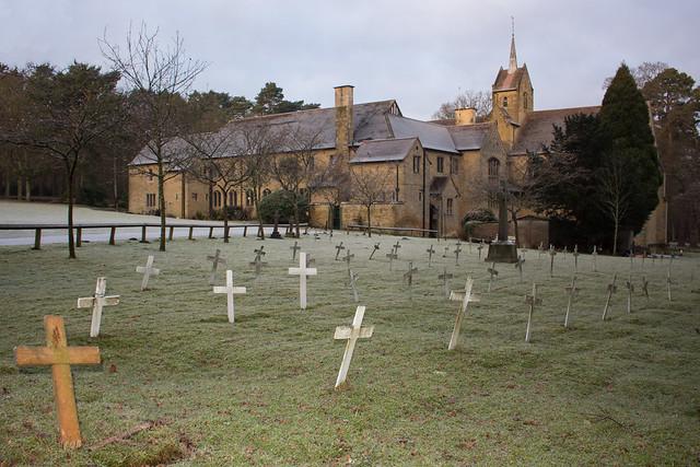 Week 3 Chilworth Abbey