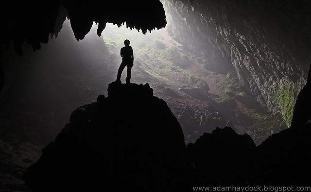 Cueva Evaporada