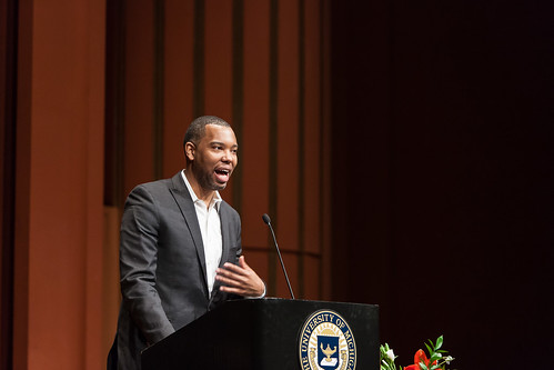 """""""A deeper black: Race in America"""" with Ta-Nehisi Coates 
