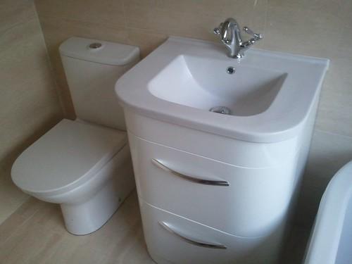 Bathroom 1   by kitchenbathroomcreations