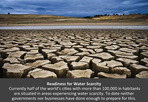 Readiness for Water Scarcity | by future.agenda