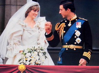 The Wedding of Princess Diana and Prince Charles, Photograph at Buckingham Palace, July 29, 1981 | by France1978