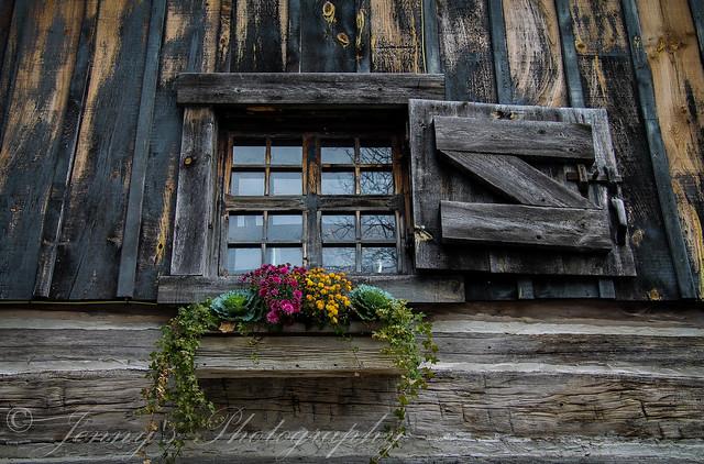 Flower Box Window