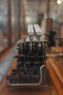 Calculatrice - Musée des arts et métiers