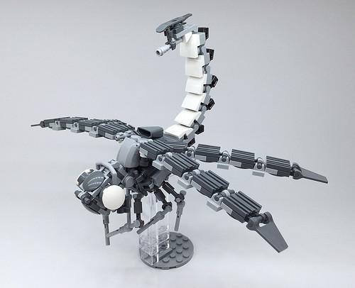 LEGO Mech Dragonfly-07
