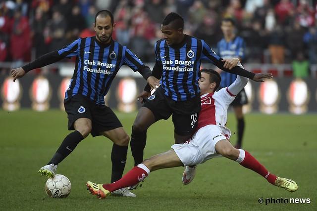 Standard - Club Brugge 14-12-2014